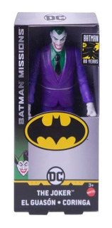 Batman Missions - The Joker - Guason - 15cm Original