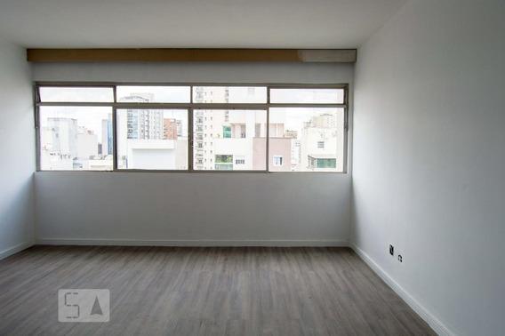 Apartamento Para Aluguel - Santa Cecília, 2 Quartos, 95 - 893028779