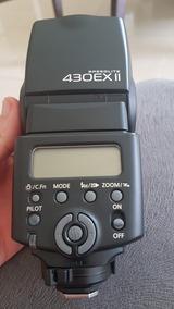 Flash Canon 430ex Ii Speedlite.