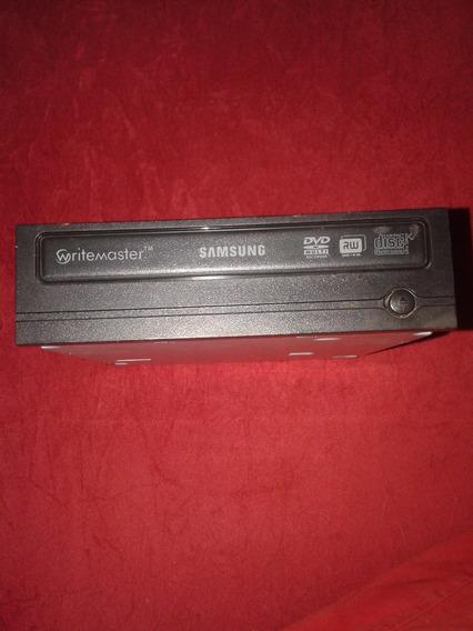 Usado - 7 Vendidos Drive Gravador Dvd-rw Samsung