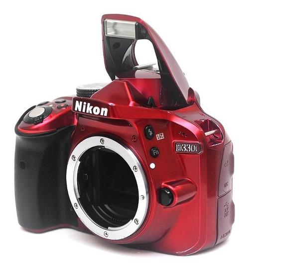 Nikon D3300 Corpo = D3200 D3100 D3400 D5100 D5200 D90 D5300