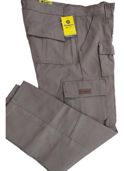 Pantalón Cargo Pampero - Envíos Gratis A Todo El País