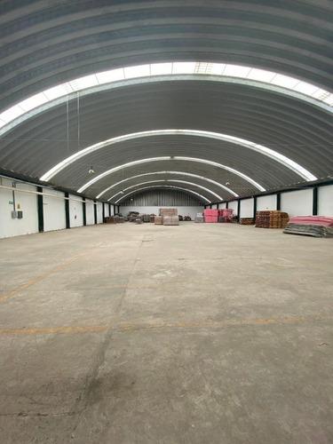 Bodega Industrial En Renta En Carrillo Puerto