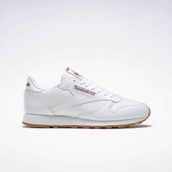 Zapatilla Reebok Urbana Classic Leather Jr Rcmdr