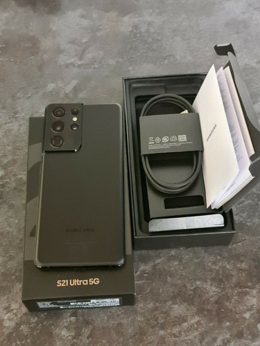 Nuevo Galaxy S21 Ultra 5g 512gb 12gbram Sellado