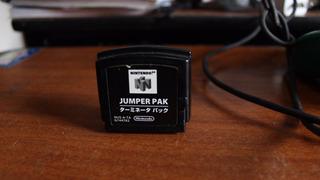 Jumper Pack Nintendo 64 Retro Articulo