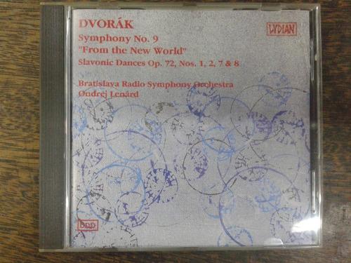 Imagen 1 de 4 de Symphony Nº 9 From The New World * Dvorak * Cd Original *