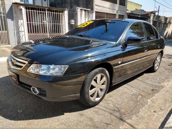 Gm / Omega 3.8 V6 - Aut. - 2003/2003 Blindado