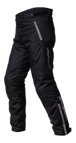 Pantalon Moto Cordura Touring Ls2 Chart Hombre Solomototeam