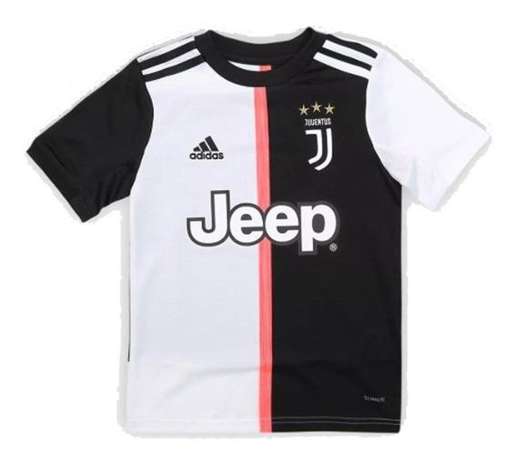 Camiseta adidas Juventus 2019/2020 Infantil - Original