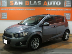 Chevrolet Sonic Ltz 2013 5p 1.6 Dh Aa Abs 4ab San Blas Auto