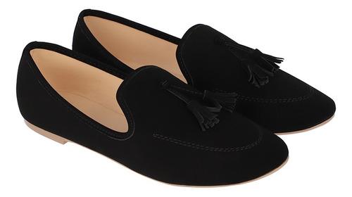 Imagen 1 de 6 de Zapatos Planos Flats Slipper De Mujer C&a (3018001)