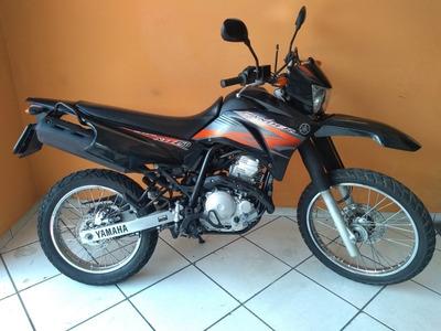Yamaha Lander 250 2012 Preta