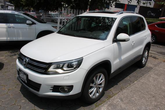 Volkswagen Tiguan Track & Fun 4 Motion 2.0 2014