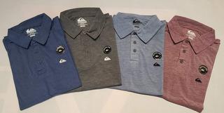 Camisa Polo Lisa Hombre