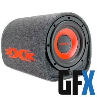Bazooka Amplificada Xxx 8´´ + Kit Cables Gfx Net