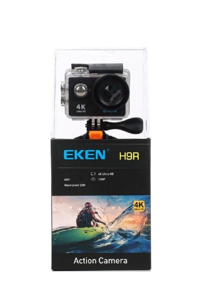 Câmera Eken 4k H9r Original Wifi Visor Controle Prova D