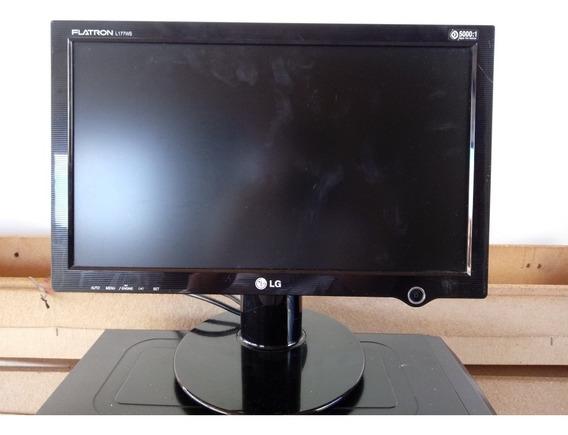 Monitor 17 Polegadas Lcd Marca LG