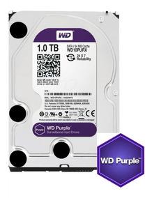 Hd Dvr Interno 1tb Western Digital Purple 64mb Wd10purz Full