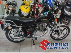 Suzuki Gn 125 F Suzukicenter Precio Promo!!!!