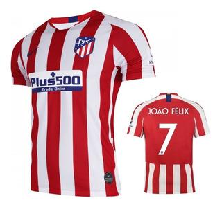 Camisa Atlético De Madrid Lançamento 19/20 João Felix #7