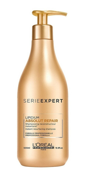 Shampoo Cabello Dañado Absolut Repair 500 Ml L
