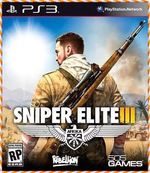 Sniper Elite 3 Legendas Português