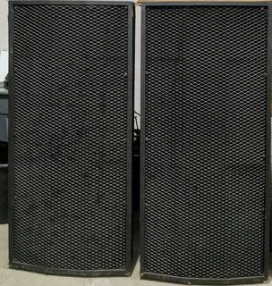 Par De Columnas Sonido Profesional Jbl Selenium Scp215x