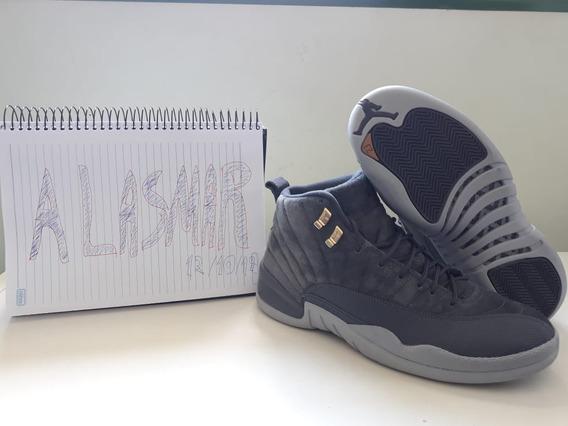 Air Jordan 12 Retro Dark Grey