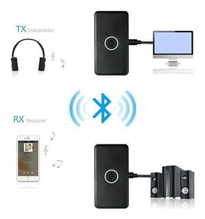 Transmisor/receptor De Audio 2 En 1 Bluetooth V4.2 Byl-1813