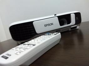 Projetor Epson 3600 Lumens Powerlite X41+projetor