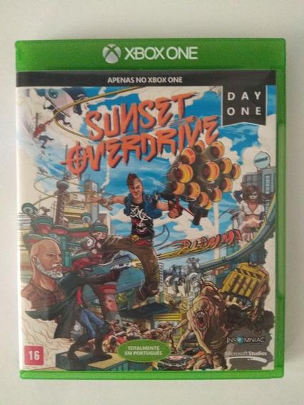 Sunset Overdrive Xbox One - Mídia Física - Aproveitem !!