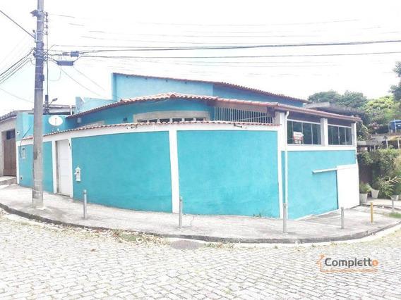 Casa Com 2 Dormitórios À Venda, 73 M² Por R$ 530.000,00 - Taquara - Rio De Janeiro/rj - Ca0211