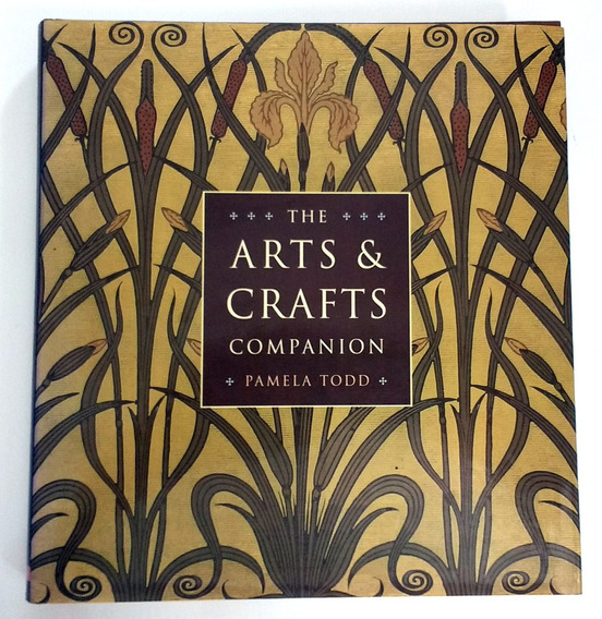 Livro Arts & Crafts Decoração Arte Arquitetura Design 2004