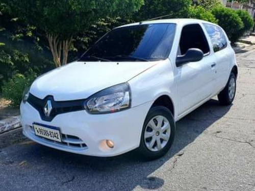 Imagem 1 de 15 de Renault Clio 2014 1.0 16v Authentique Hi-power 3p