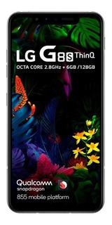 Smartphone LG G8s Thinq, Branco, Lmg810eaw,6,21 , 128 Gb,