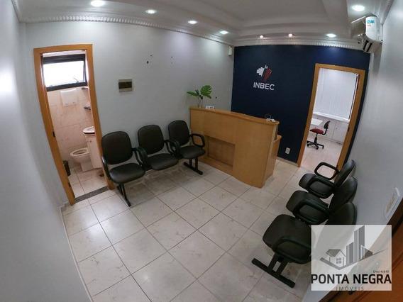 Sala À Venda Ou Locação Amazon Trade Center, 32 M² - São Francisco - Manaus/am - Sa0050