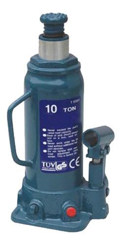 Crique Hidraulico Tipo Botella 10 Toneladas Nebraska