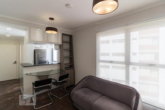 Apartamento Para Aluguel - Perdizes, 1 Quarto, 45 - 893019181