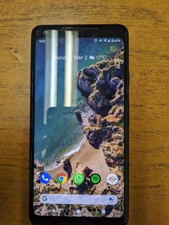 Google Pixel 2 64 Gb Con Detallito