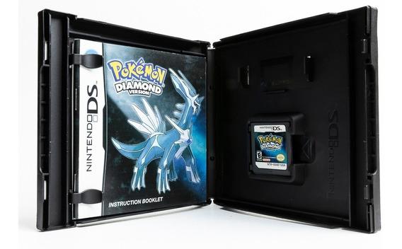 Jogo Pokemon Diamond (para Nintendo Ds)