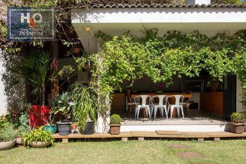 Imagem 1 de 27 de Casa Com 4 Dormitórios À Venda, 698 M² - Morumbi - São Paulo/sp - Ca0298