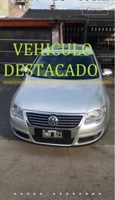 Volkswagen Passat Tfsi Nafta 2.0 Turbo Automatic Un Avion!!!
