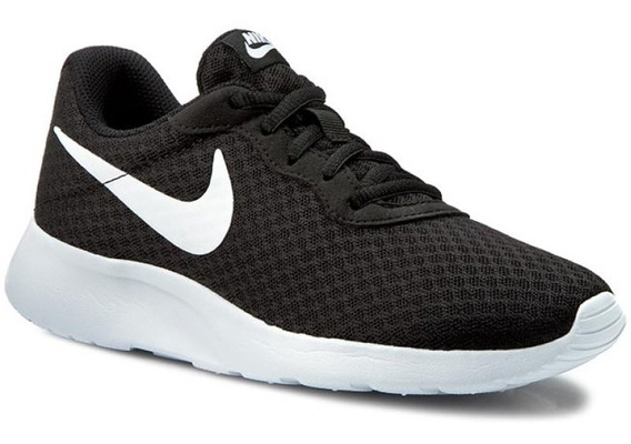 Tenis Nike Tanjun Negro/blanco 812655 011