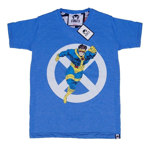Polo Geek Marvel Cyclops Ciclope - The F* Monkey