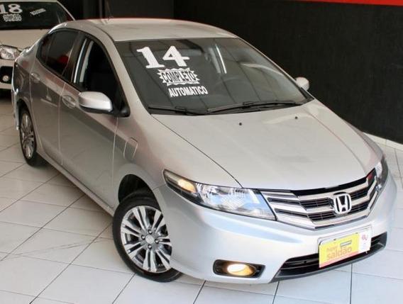 Honda City Lx 1.5 (flex) (aut) Flex Automático