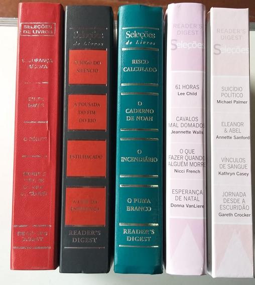 Lote C/ 5 Livros Das Seleções Reader`s Digest - Literatura