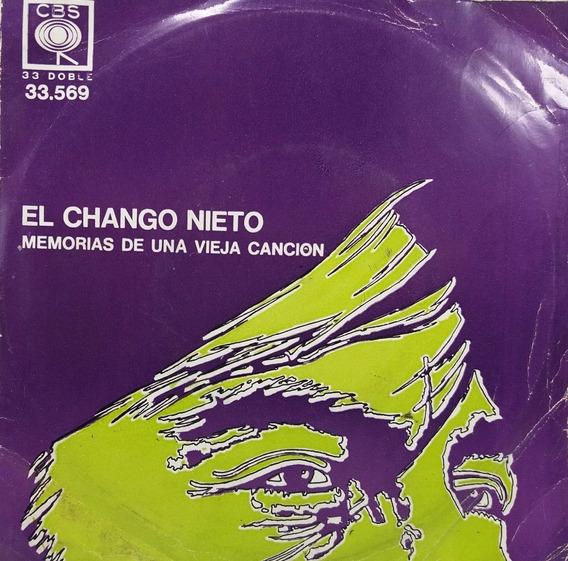 El Chango Nieto - Memorias De Una Disco - Simple Fol@