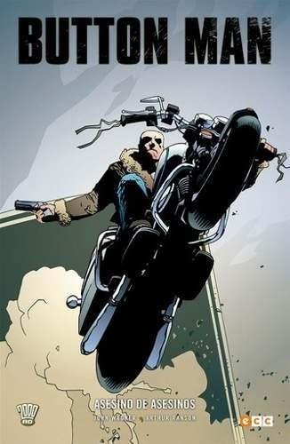 Libro - Comic Button Man: Asesino De Asesinos - John Wagner