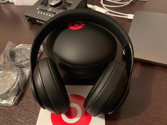 Fone De Ouvido Beats Studio 3 Wireless - Preto
